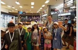 [호주] 시드니 영어캠프 참여중~