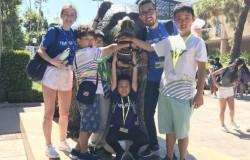 [미국] UCLA 영어캠프 참여중!