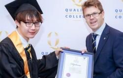 [호주] 시드니 요리학교 QTHC 졸업소식!
